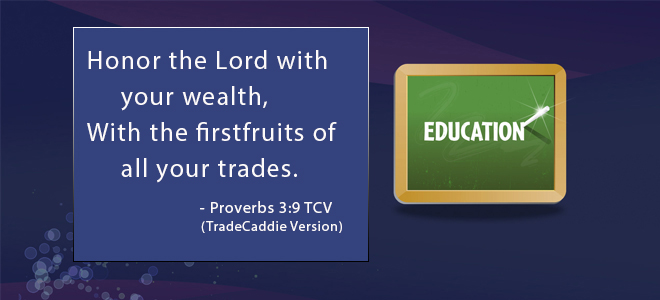 Trade Caddie - Education